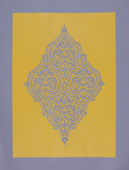 Yellow-Diamond_Serigraph_18x24inches
